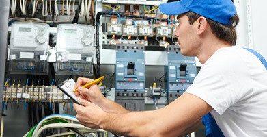 Diagnostic Électrique Commerce